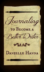Book Cover: Journaling to Become a Better Writer