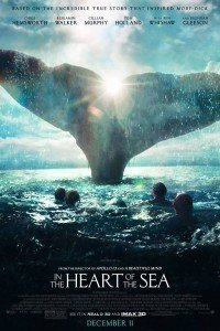 2016-01-04 In the Heart of the Sea movie cover image