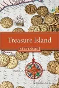 2016-01-04 Treasure Island book cover Robert Louis Stevenson