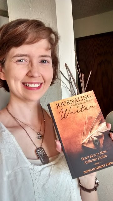 Holding My First Book