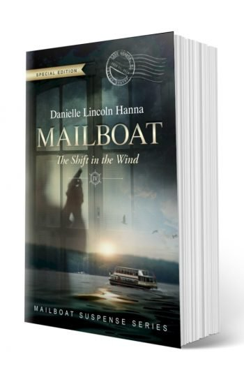 MB04 Mailboat IV - The Shift in the Wind - SE - paperback