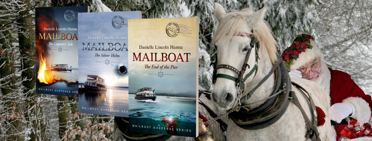 The Mailboat Suspense Series