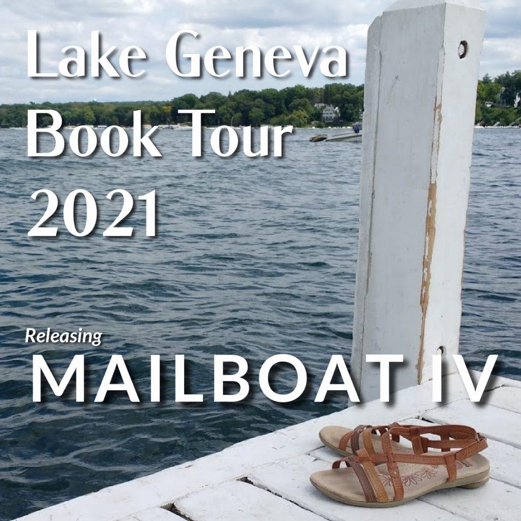 2021 Lake Geneva Book Tour
