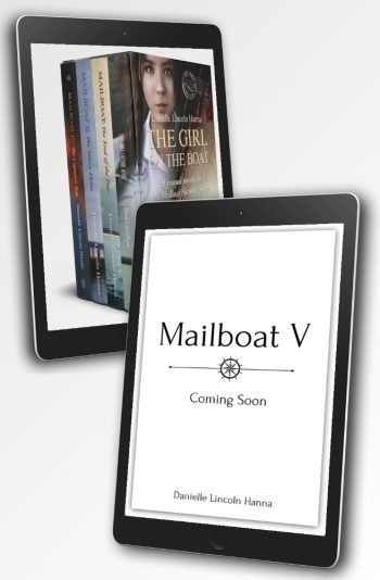 The Mailboat Suspense Series Boxed Set, Books 1 - 5 plus prequel