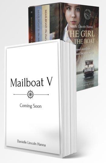 Mailboat Suspense Series Boxed Set, Books 1-5 plus prequel, paperback